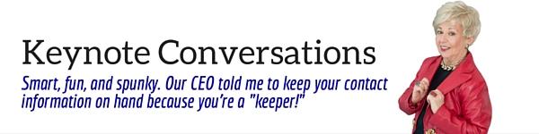 SPEAKER FEES-